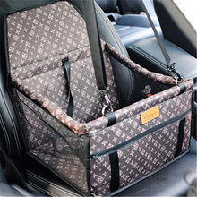 1pc Pet Dog Carrier Waterproof Car Rear Back Seat Pad Mat Cat Puppy Travel Protector House Kennel for Products