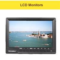 FW760 7 Inch IPS Full HD 1920 1200 Support 4K On Camera Field Monitor 5 16V