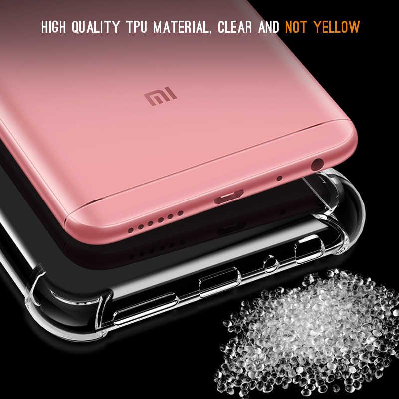 สำหรับ Xiaomi Mi 8 Mi 8 6 A1 A2 Lite MAX3 Mi x 2 Mi x2S pocophone F1 กรณี TPU redmi Note 6 5 plus 6A Pro XAO Mi xio Mi Xia Mi กรณี