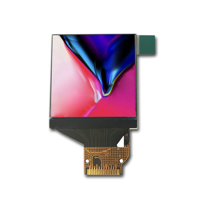 LCD <font><b>Display</b></font> 1.3 inch TFT Screen 240*240 ips <font><b>Display</b></font> 12PIN SPI HD Full Color ST7789 Drive IC For arduino <font><b>240x240</b></font> <font><b>Display</b></font> Module image