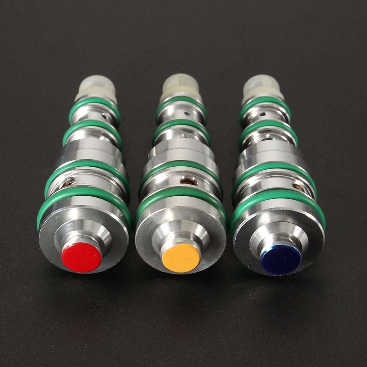 44Psi 42Psi 40Psi Valvola Elettromagnetica Valvola di Controllo Per Buick/Volkswagen/Opel/DAEWOO/Peugeot V5 Compressore R12 o R134a
