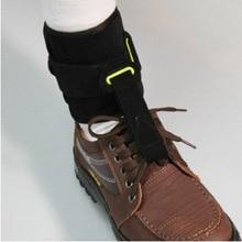 Universal Adjustable Ankle Foot Orthosis Drop Brace Bandage Strap for Plantar Fasciitis DM 19ING