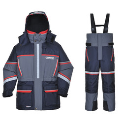 Greatrees 2017 winter men s suits wind proof to keep warm with hood breathable cotton padded.jpg 250x250