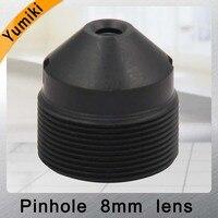 Yumiki инфракрасная камера с режимом ночного видения 2.0MP Пинхол объектив 8 мм 1/2. 5