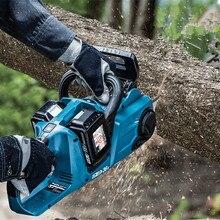 Электрическая цепная пила садовая резьба по дереву 16 бесколлекторный электродвигатель дюйм 36 в перезаряжаемая мощная пила