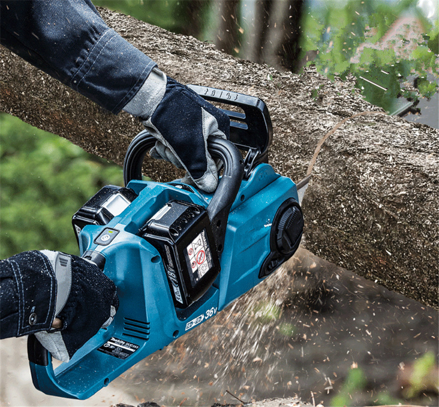 Electric chain saw garden ice carving wood carving 16 inch brushless motor 36V rechargeable power Saw