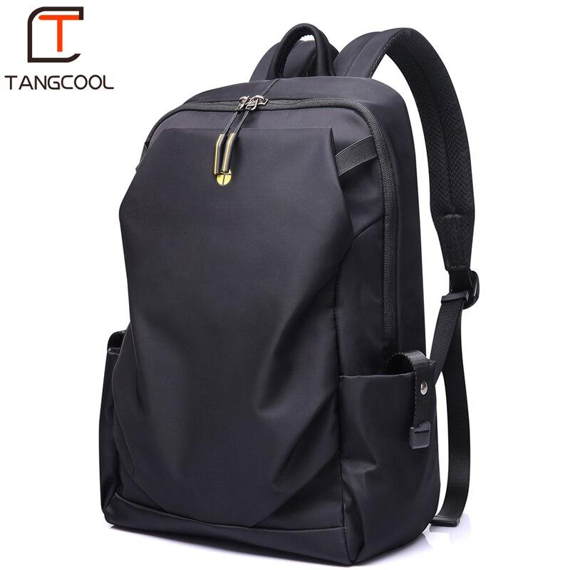 Tangcool мужской модный рюкзак 15 дюймов рюкзак для ноутбука мужской водостойкий рюкзак для путешествий на открытом воздухе школьный подростко...