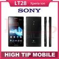 Abierto original sony xperia ion lt28h lt28i teléfono celular 4.6 ''dual-core android 2.3 4g lte de 12mp cámara gps wifi reformado