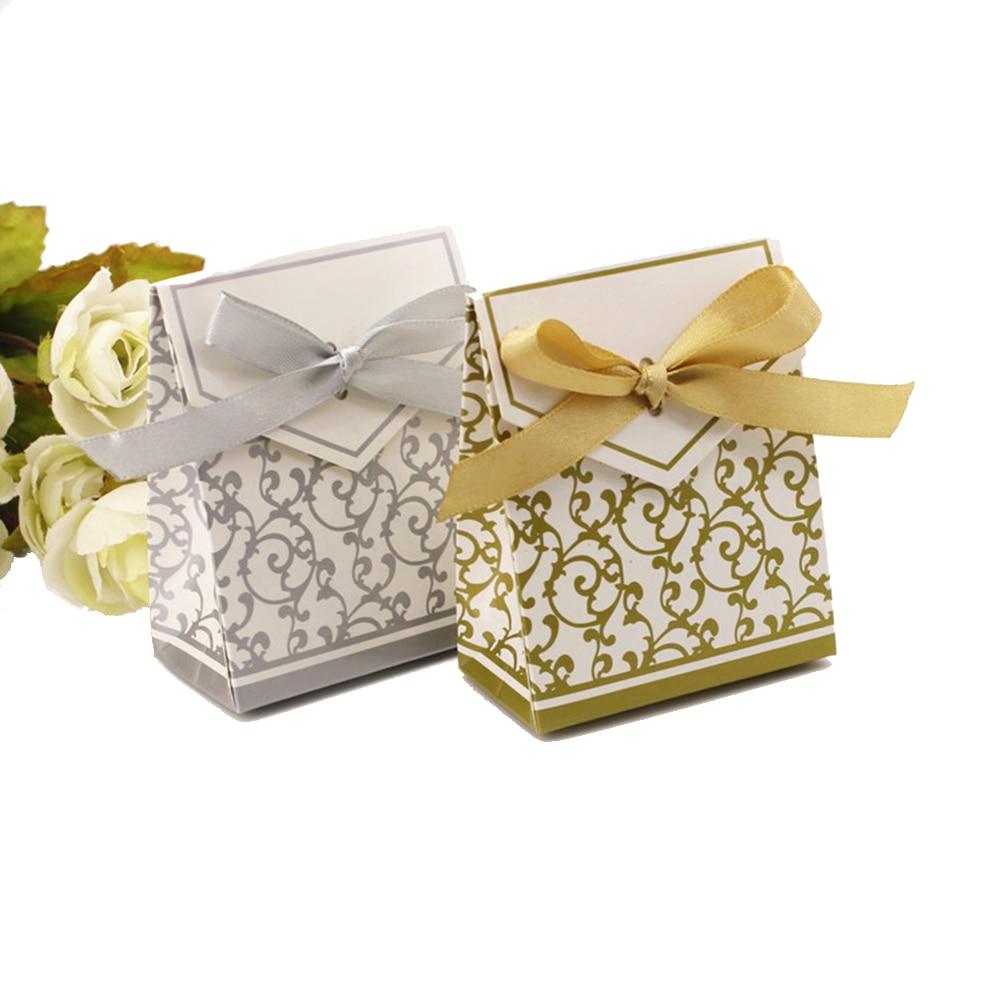 Aliexpress.com : Buy 10Pcs/lot Wedding Party Decoration Ribbon Candy ...
