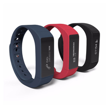 Sports I5 Plus Smart Wristband Bracelet Bluetooth 4.0 Waterproof Touch Screen Fitness Tracker Health Sleep Monitor Smart Watch