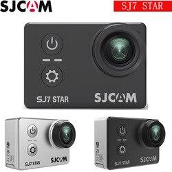 Original SJCAM SJ7 STAR 4K Action Camera 2.0 inch Touch Screen Ambarella A12S75 Chip IMX117 Sensor Support WiFi Function