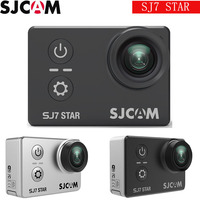 Original SJCAM SJ7 STAR 4K Action Camera 2 0 Inch Touch Screen Ambarella A12S75 Chip IMX117