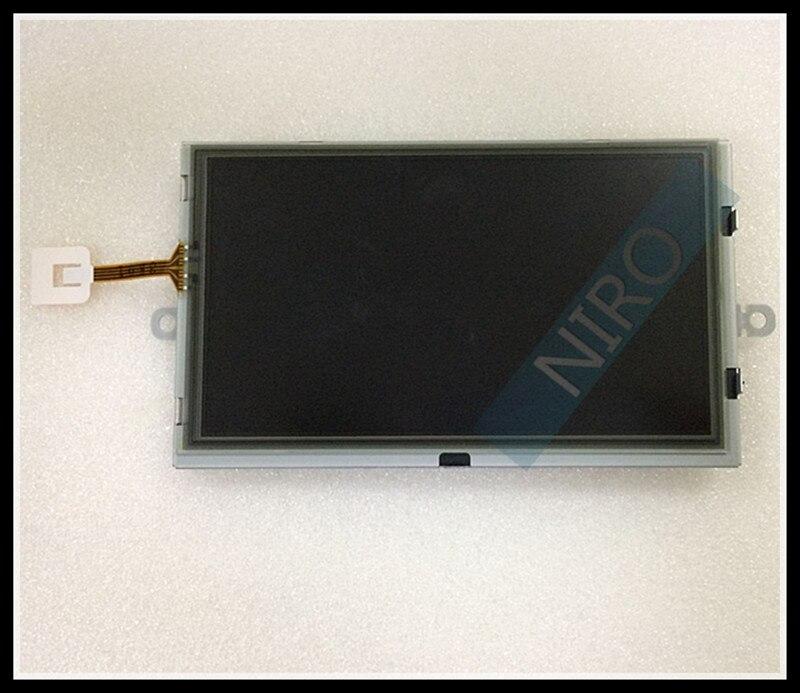 Автомобильный TFT 6,5 дюймов AUO ЖК-дисплей Экран C065VW01 V0 ЖК-дисплей Дисплей+ сенсорная панель(диджитайзер) Фольксваген туарег(RCD550)(2011