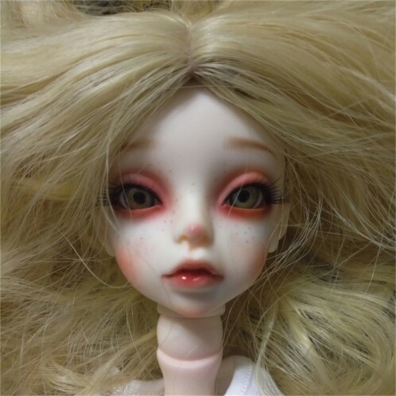 Doll Chateau Queena DC BJD SD Doll 1/4 Resin Body Model Girls Boys High Quality Toy Figures Gift For Birthday Or Christmas кукла bjd dc doll chateau bjd 6 b s 002