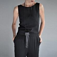 Yd & ydbz 2019 novo designer pingente colares para as mulheres gargantilha longa alta qualidade colar de instrução acessórios de couro real presentes