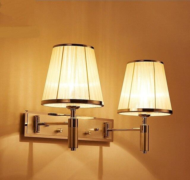 Nieuwe verlichting creatieve verlichting woonkamer hotel dubbele ...