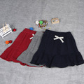 2017 New Short Skirts Spring Winter Baby tutu Skirt Children Cotton Wool Knit Pullover Sweater Skirt Kids Skirts For Baby Girls