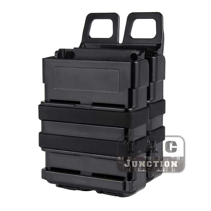 Tactical FastMag Gen3 M4 5.56 .223 Magazine Pouch Ammo Mag Holster Quick Reload Heavy Duty Fast Mag for MOLLE PALS System