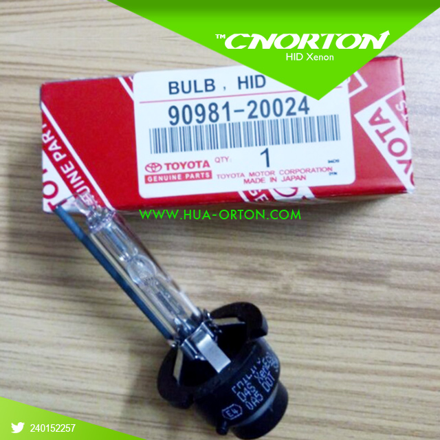 Set(10) Headlight Xenon bulb 90981-20024 D4S 4300K/6000K 42402 35W For Toyota <font><b>Lexus</b></font>/Wish/Reiz/Camry/Previa/Land Cruiser