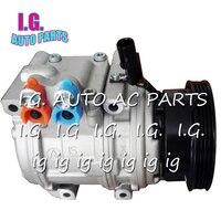 10PA15C AC Compressor For Kia Sportage Spectra For Hyundai Tucson 2.0L 977012D700 977012E400 977012E000 For kia ac compressor