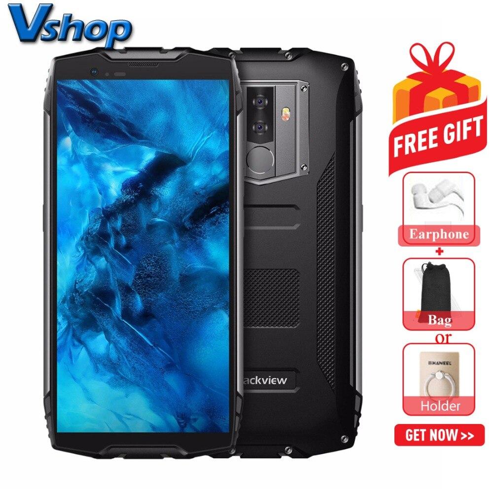 Blackview BV6800 Pro IP68 Waterproof smartphone 4GB 64GB 5 7 18 9 MT6750T Octa Core 16