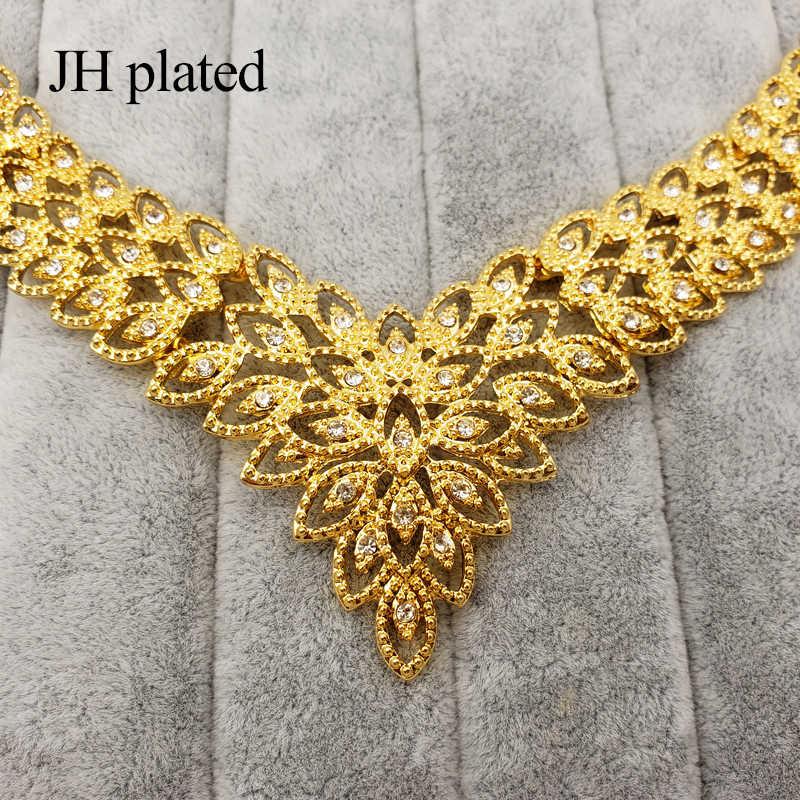 schmuck set damen bts bangtan kpop album necklace african dubai ethiopian luxury bridal jewelry sets gold ohrringe jewellery schmuckset assassins creed brautschmuck turkish alskette hochzeit schmuck nigerian jewelry se