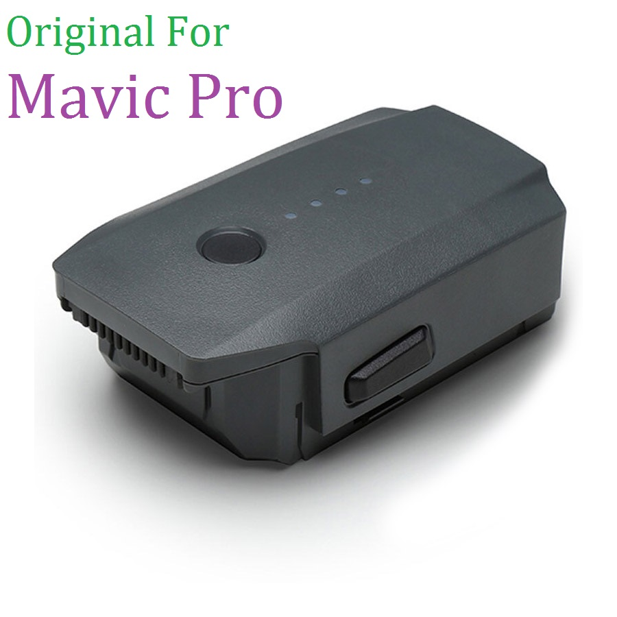 100 Original DJI Mavic Pro Battery Intelligent Flight 3830mAh 11 4V Specially Designed For The Mavic