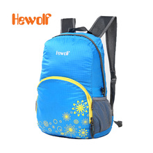 Hewolf 20L Outdoor Bag  Super Light Sports Mountaineering Backpack Portable Camping Backpack Skin Shoulder Bag 1820