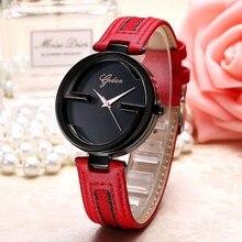 Ladies Fashion Quartz Watch Genuine Leather women Casual Dress Watch women sport Lady wristwatches reloje mujer montre femme