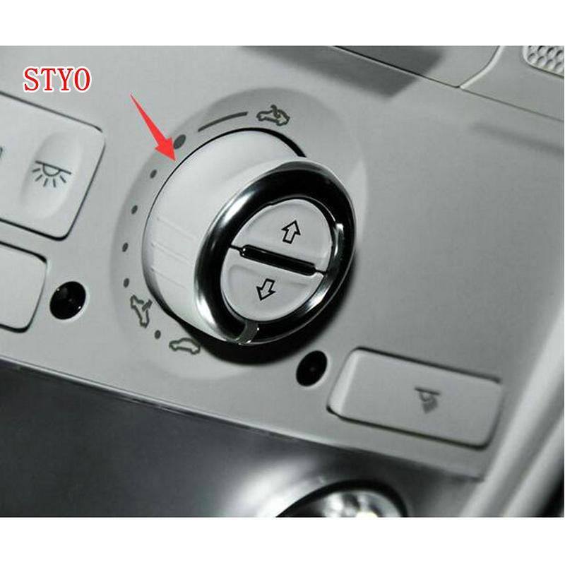 STYO voiture intérieur toit de lune toit ouvrant bouton poussoir interrupteur de commande pour TIGUAN YETI 2010-2016 1K9 959 561