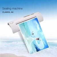 Cewaal новый дизайн A4 Photo ламинатор документа для горячих и холодных Термальность ламинатор ламинатора офисные plastifieuse termolaminar