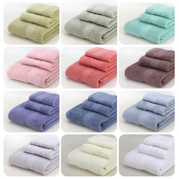 EHOMEBUY ręcznik 17 kolorów bawełna łazienka prostokąt jakość ręcznik kąpielowy jednolity kolor ręcznik do twarzy dorośli strona główna prysznic użyj 3 rozmiary tanie i dobre opinie Zwykły Gładkie barwione 5 s-10 s Zestaw ręczników Można prać w pralce CHC048G1WM 100 bawełna Tkane 477g Stałe Rectangle