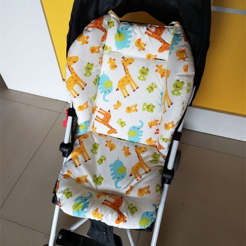 Universal <font><b>Baby</b></font> <font><b>Cover</b></font> Pushchair Cart Seat <font><b>Baby</b></font> Cushion Pram Liner Pads