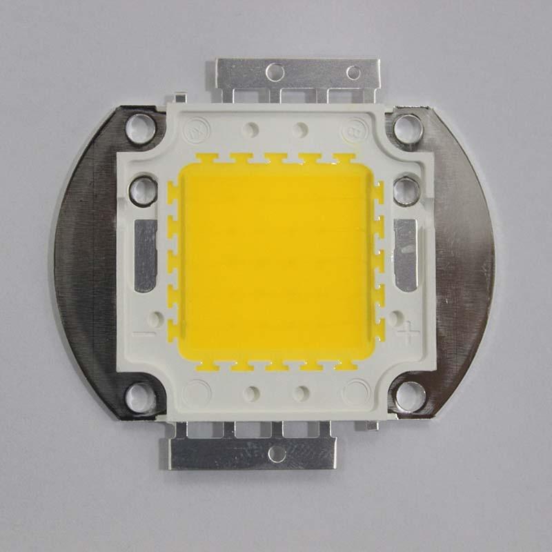 Купить с кэшбэком High Power LED Chip 2018 SMD 20W 32W 48W White RGB 3200K 6500K Lamp Brightness Light Beads Diode Integrated Light Source