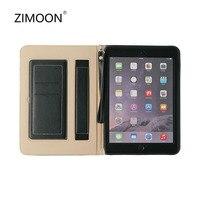 ZIMOON Case For IPad 2 3 4 Luxury PU Leather Fold Cover For Apple IPad 3