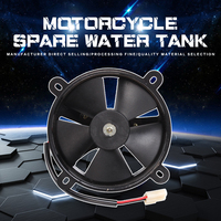 Refit Radiator Fan Water Tank Cooling Fan Assembly For Honda CBR250 MC19 MC22 CBR400 NC23 NC29 VFR400 NC30 RVF NC35 Motorcycle