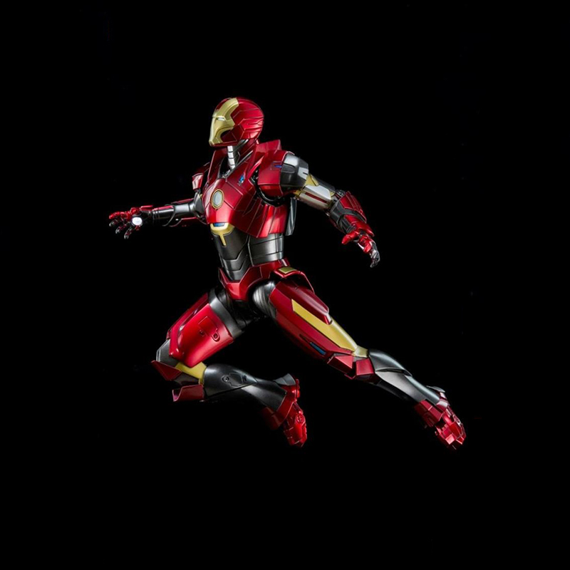 Iron Man3 MK16 DFS017 1/9 Scale Diecast Movable Action Figure Series with Box Gifts Toys Collections man kung mk cb50