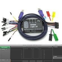 USB Logique 100 MHz 16Ch Analyseur Logique pour BRAS FPGA