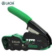 LAOA 압착 플라이어 네트워크 도구 휴대용 다기능