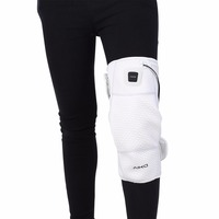 Heated Knee Wrap Brace Graphene Electric Heating Knee Support Pad Arthritis Pain Relief Warm Therapy Knee Wrap Support Kneepad
