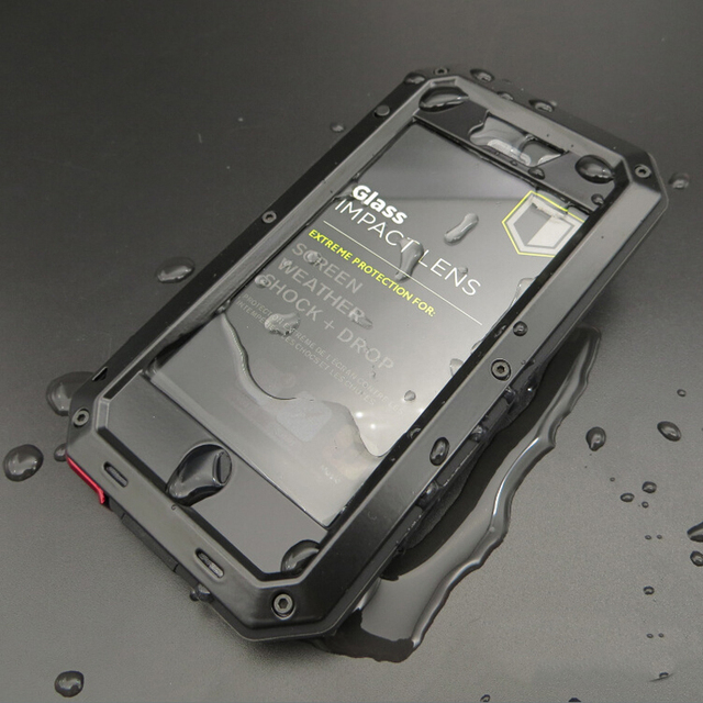 custodia impermeabile iphone 5s