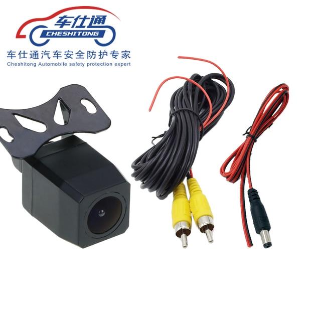 170 degree hd starlight night vision car camera for dvd backup camera for  car radio stereo waterproof parking assistance