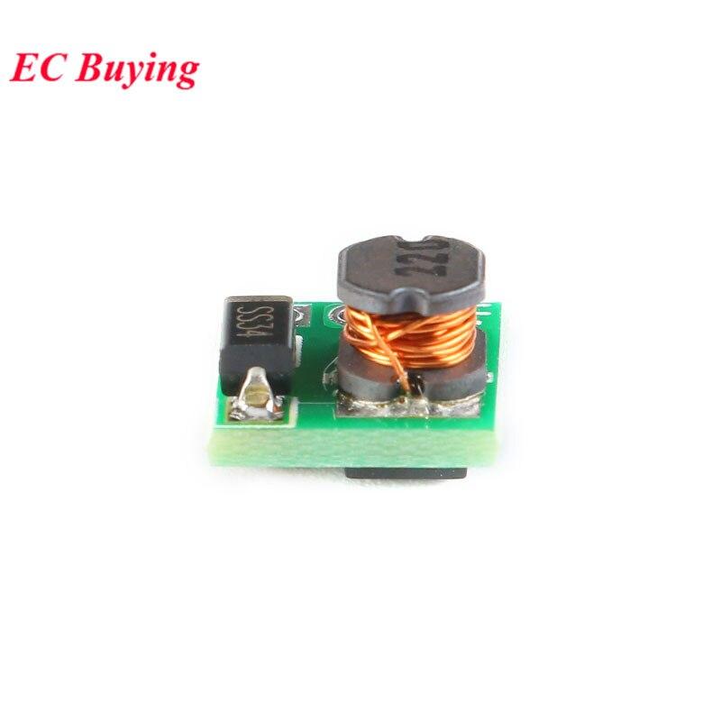 DC-DC 0.9-3.3V do 3.3V 0.9-5V do 5V 500mA Mini Step Up Boost moduł zasilania DC do DC dla Arduino konwerter napięcia moduł tablicy