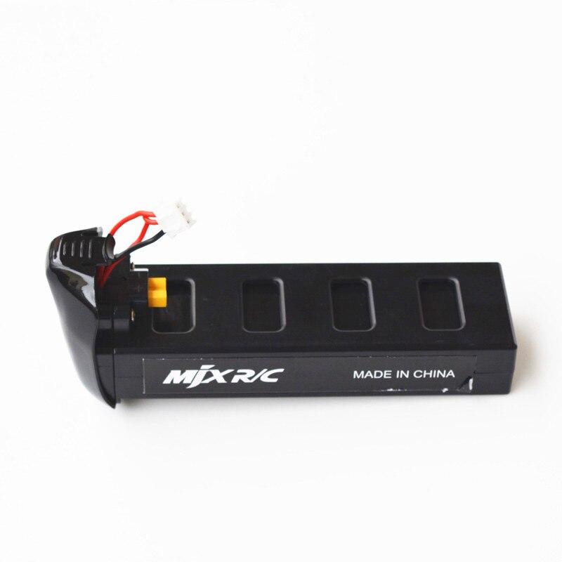 MJX B2W B2C 7.4V 1800Mah Spare Li-po Battery Rc Quadcopter Drone Spare parts Accessaries