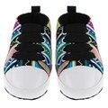 Recién nacidos Muchachas de Los Bebés Zapatos de Lona Primeros Caminante Niños Deportes Soft Guinga Zapatos Primavera Otoño Zapatos de Los Niños
