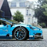 20086 4031Pcs Technical Series Super car Bugatti Building Blocks Educational Toys Compatible 42083 Boy Gifts Model