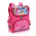 Orthopedic Children School Bags For Girls New 2016 Kids Backpack Monster High WINX Book Bag Princess Schoolbags Mochila Escola