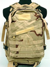 New Outdoor Molle 3D Backpack Military Tactical Backpack Camo Camping Hiking Military Backpack