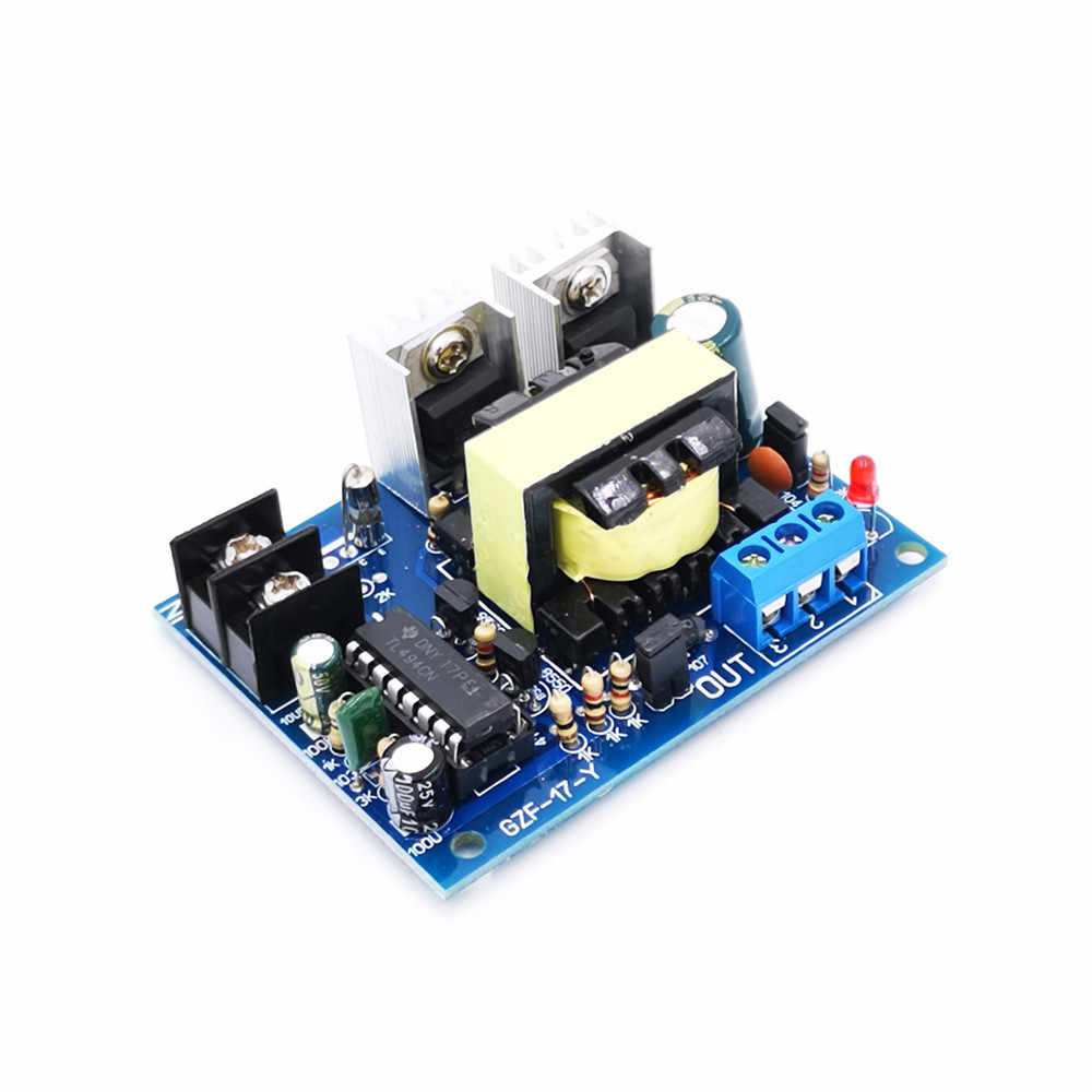 TL494 100W 12V To 0 110 220V Micro Inverter 12V TO Dual 110V