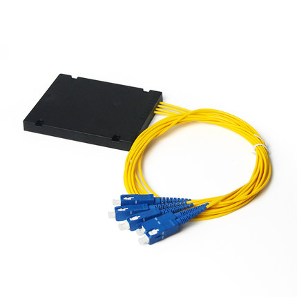 SC/UPC 1*4 PLC Fiber Optical Splitter Connector PLC Splitter брюки quelle rick cardona by heine 3161